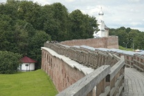 The Battle Course of the Kremlin fortress