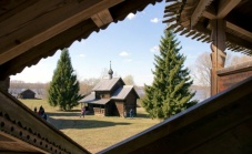 "Open-air Museum of Wooden Architecture ""Vitoslavlitsy"